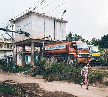 The Thirst of Bangalore