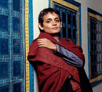 Arundhati Roy's Prescient Anger